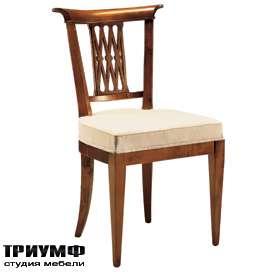Итальянская мебель Morelato - Стул с резной спинкой
