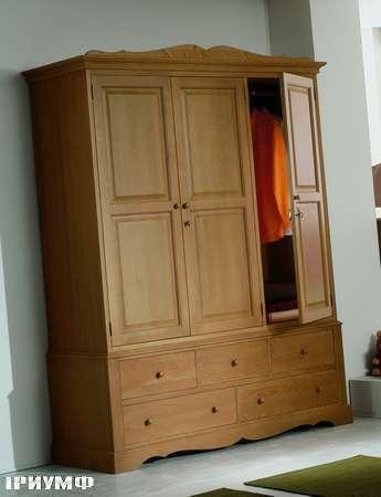 Итальянская мебель De Baggis - Шкаф А0303