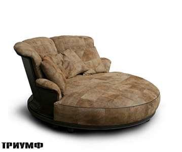 Итальянская мебель Rossi di albizzate - кресло круглое