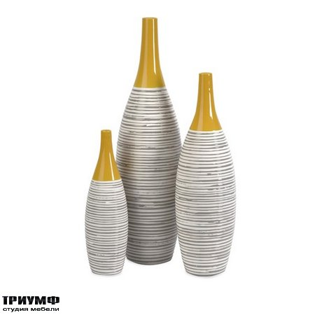 Американская мебель Imax - Andean Multi Glaze Vases