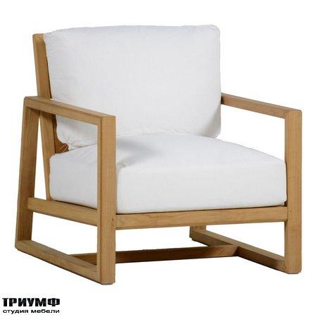 Американская мебель Summerclassics - Avondale Lounge Chair