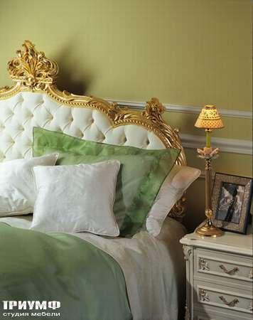 Итальянская мебель Silik - Кровать Larissa