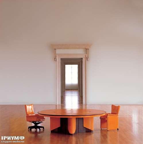 Итальянская мебель Mascheroni - Стол круглый Planet