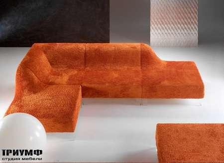 Итальянская мебель Giovannetti - Диван Dune набирается из элементов