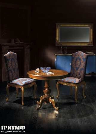 Итальянская мебель Interstyle - Incanto стулья