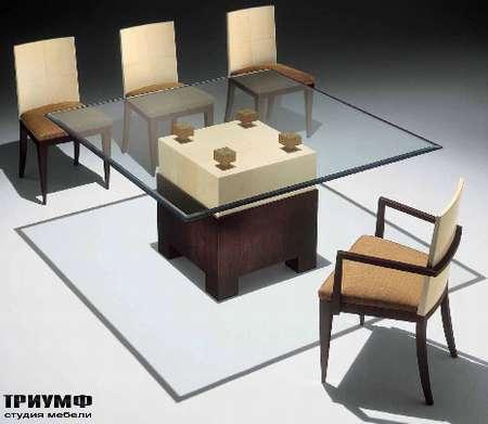 Итальянская мебель Tura - dining table