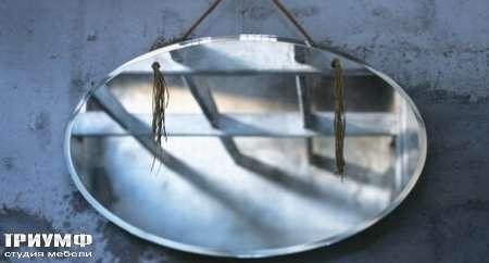 Итальянская мебель Baxter - Зеркало Tassel
