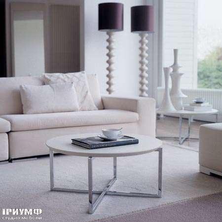 Итальянская мебель Porada - Журнальный столик Sirio