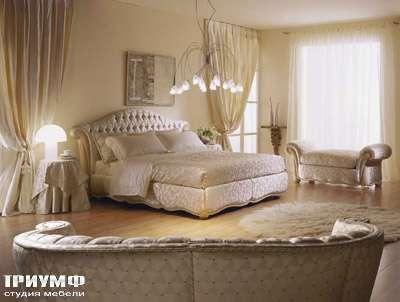 Итальянская мебель Zanaboni - Спальня Omega