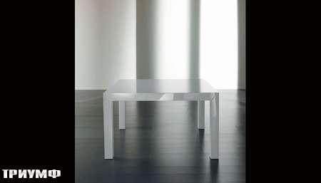 Итальянская мебель Meridiani - стол MCQUEEN