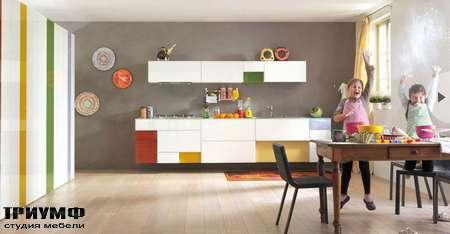 Итальянская мебель Lago - кухня