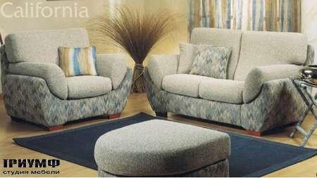 Итальянская мебель Formitalia - Диван California