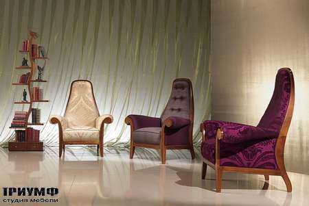 Итальянская мебель Carpanelli Spa - Кресло Bergere Dandy