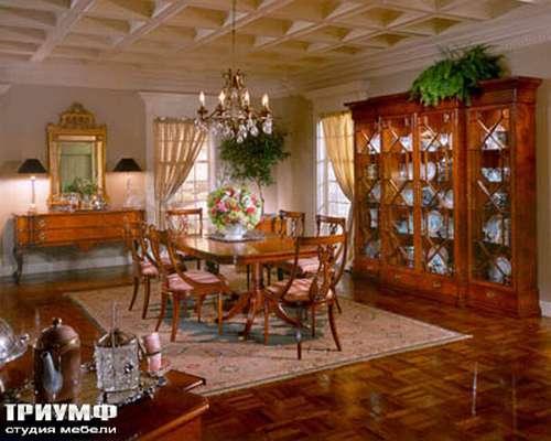 Итальянская мебель Francesco Molon - Витрина 4-х дверная