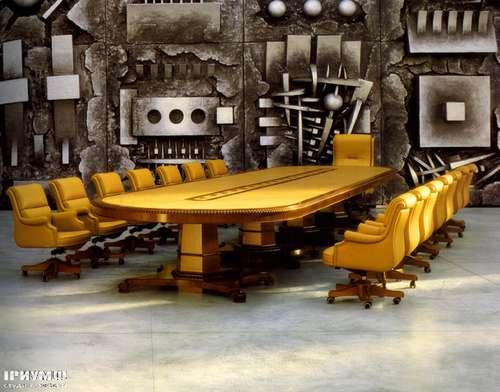 Итальянская мебель Mascheroni - Стол переговорный Tavolo A.D.