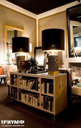 Итальянская мебель Chelini - Библиотека арт.5027