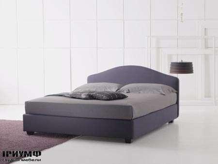 Итальянская мебель Orizzonti - кровать Elba 1