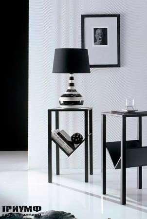 Итальянская мебель Porada - Журнальный столик Step
