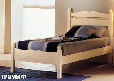 Итальянская мебель De Baggis - Кровать 20-501