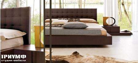 Итальянская мебель Map - кровать Nadir