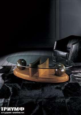 Итальянская мебель Smania - Журнальный стол LOVOS