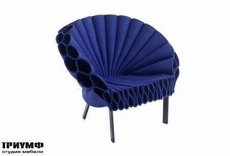 Итальянская мебель Cappellini - peacock