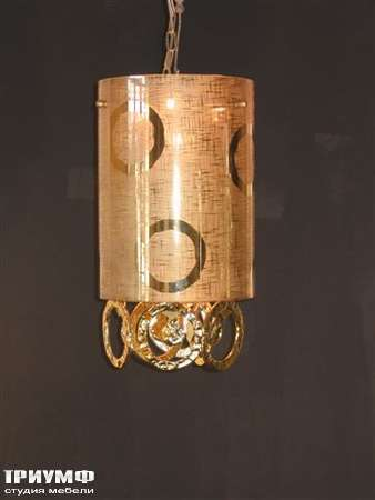 Освещение Eurolampart - Люстра ар деко в золоте, арт. 2397-31LA