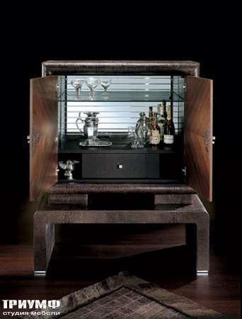 Итальянская мебель Smania - Бар, вид внутрь, Gently Deluxe