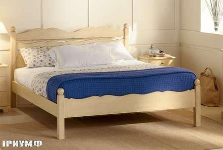 Итальянская мебель De Baggis - Кровать 20-505