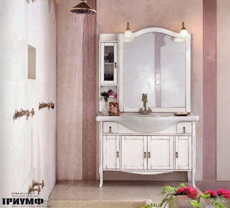 Итальянская мебель Tonin casa - мебель для ванной классическая