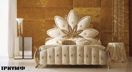 Итальянская мебель Grilli - Кровать Hermitage