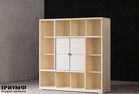 Бельгийская мебель JNL  - rack mondrian