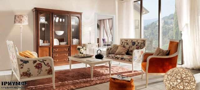 Итальянская мебель Selva - гостиная