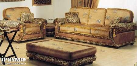 Итальянская мебель Formitalia - Диван и кресло Joy