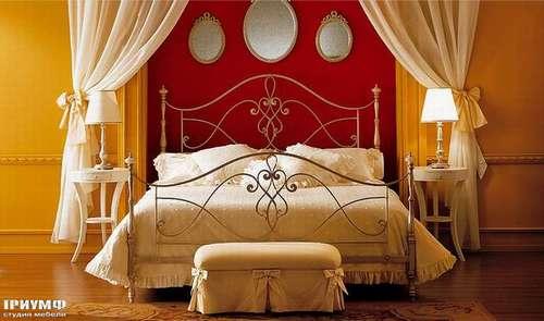 Итальянская мебель Giusti Portos - Спальня Alicante