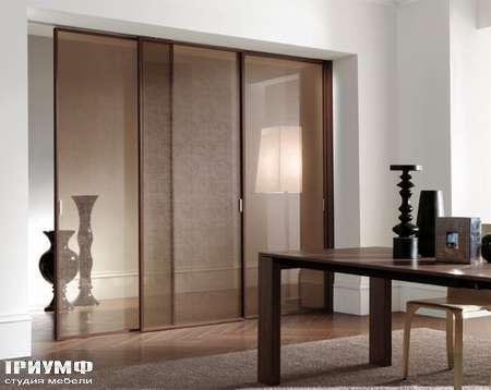 Итальянская мебель Longhi - Раздижные перегородки Spark