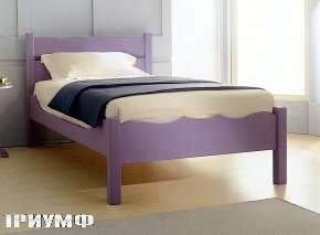 Итальянская мебель De Baggis - Кровать 20-511