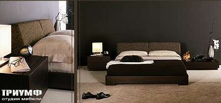 Итальянская мебель Map - кровать Status