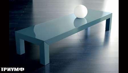 Итальянская мебель Meridiani - стол журнальный  MCQUEEN