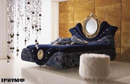 Итальянская мебель Grilli - Кровать Papillon