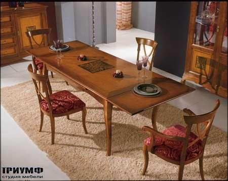 Итальянская мебель Interstyle - Tour Tour стол
