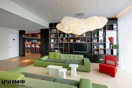 Швейцарская  мебель Vitra  - hospitality
