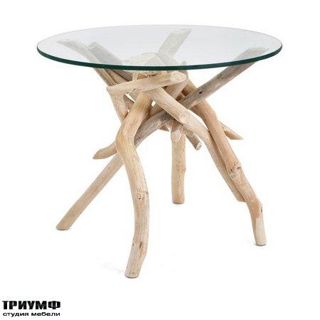 Американская мебель Imax - Driftwood Accent Table