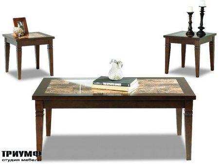 Американская мебель Klaussner - Allendale 3 PAK Tables