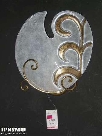 Освещение Eurolampart - Бра, стекло с золотом, арт. 2398-01AP