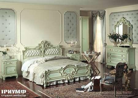 Итальянская мебель Silik - Спальня Morgana