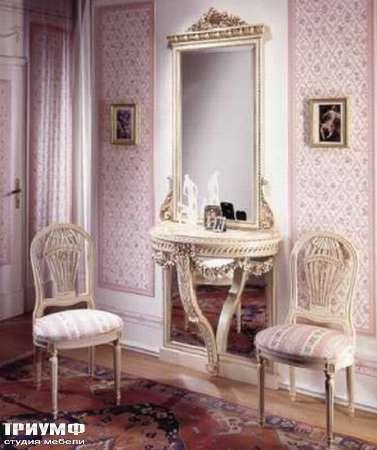 Итальянская мебель Ezio Bellotti - Зеркало в раме