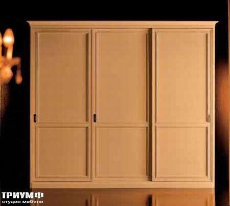 Итальянская мебель Grande Arredo - Шкаф  с распашными дверьми классика
