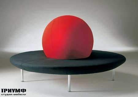 Итальянская мебель Giovannetti - Диван Giramondo