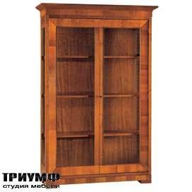 Итальянская мебель Morelato - Витрина 2-х дверная кол. Biedermeier